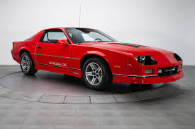 100 1986 Chevy Trucks For Sale Chevrolet Camaro IROC Z28 For Sale 86585 MCG