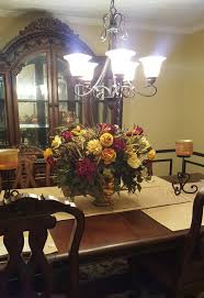 Floral Centerpieces For Dining Room Tables by Floral Arrangement Xl Floral Centerpiece Large Formal Silk