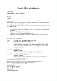 Sample Electrician Resume New Resume For Electrician Elegant ... Guide Electrician Resume Samples 12 Examples Pdf Unbelievable Sample Canada Electrical Apprentice Best Of Journeymen Electricians Example Livecareer 10 Apprentice Electrician Resume Examples Cover Letter The Samples Menu Or Click Here To Order Your New New Templates Visualcv Industrial And For 2019 Licensed Velvet Jobs
