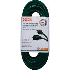 Floor Register Extender Home Depot by Hdx 50 Ft 16 3 Extension Cord Hd 809 543 The Home Depot