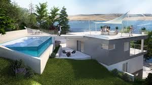 100 Beach House Architecture Jadranovo With A Swimming Pool Berislav