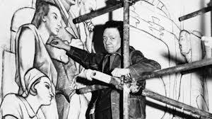 Diego Rivera Rockefeller Mural by Daughters Back An Artful End To The Rivera Rockefeller Rivalry
