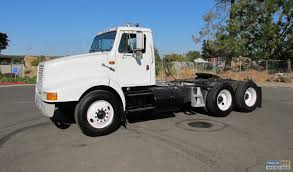1991 International 8200 Day Cab Tractor For Sale By Truck Site - YouTube