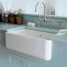 shaws farmhouse sink rohl midcentury kitchen houston by
