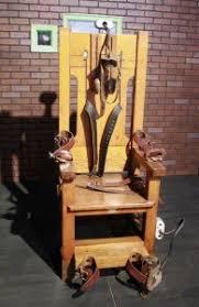 la chaise electrique la chaise électrique en virginie richard hétu