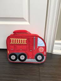 Best Thermos Firetruck Lunchbox For Sale In Richmond Hill, Ontario ... Hallmark 2000 School Days Disney Fire Truck Lunch Box New Sealed Firetrucks Personalized Youcustomizeit Products Firebellnet Fire Police Gifts Stephen Joseph Truck Bpack And Combo Boys Buy Fireman Sam Childrens Official Engine Shaped Bag Hamleys Shop For Products In Dept Ocean City Department Nj 1999 Vandor Three 3 Stooges Colctable Tv Lunchbox Tin On A 2000s 2 Listings Lilchel Stuff Baby Toys Accsories Bento Tools Tomica Personalised Cool My Happy Lunchbox