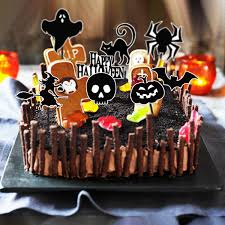 Decorating Ideas For Halloween Cupcakes