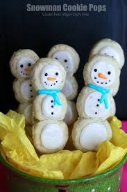 Panera Pumpkin Bagel Vegan by Snowman Cookie Pops Gluten Free And Vegan Petite Allergy Treats