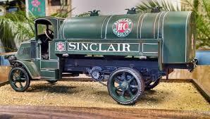 100 Mack Truck Museum Built 1926 Bulldog 124 Sinclair Fuel Quality