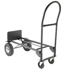 Milwaukee 2-Way Convertible Hand Truck (800lb Capacity) $49.96 | All ... Hand Trucks Moving Supplies The Home Depot Milwaukee 150 Lb Vertical Capacity And 300 Horizontal Truck Convertible Push Cart Folding Heavy Duty Utility 400 Lbs 750 4wheel Allterrain With Airless Tires Shop Dollies At Lowescom 800 Truckdc59480 Vertical Horizontal 800lb Red Steel Standard 3500 Truck30152 Harper