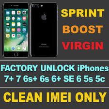 how to unlock iphone 5 sprint iphone 5 sprint unlock ebay
