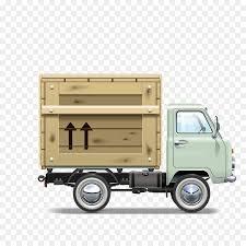 100 Truck Courier Cargo Logistics Transport Vector Truck Freight