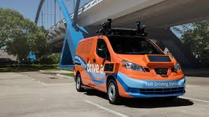 Driverless Car Startup Drive.ai Is Launching A Ride-hailing Service ...