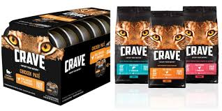 high protein cat food a new ancestral inspired high protein cat food called crave the