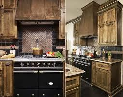 Copper Tiles For Backsplash by Kitchen Aged Copper Hood Cover With Copper Tile Backsplash Also