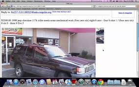 Craigslist Used Cars For Sale. Craigslist Green Bay Wisconsin Used ... Classic Trucks For Sale Classics On Autotrader Craigslist Jackson Tennessee Used Cars And Vans Cash Dothan Al Sell Your Junk Car The Clunker Junker Meridian Ms For By Owner Search In All Of Oklahoma Augusta Ga Low Truck And By Image 2018 Chicago 10 Al Capone May Have Driven Page 3 Dodge Ram 4500 Or 5500 Dump Ford Models At Auto Auctions Alabama Open To The Public Fniture Amazing Florida Hot Rods Customs