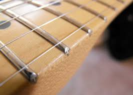 Fret End Dressing