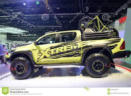100 Toyota Concept Truck Hilux Xtreme Car Is On Dubai Motor Show 2017