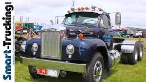 100 Old Semi Trucks Big Rig Memories