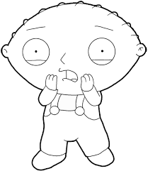 Download Coloring Pages Family Guy Printable Me Drawing
