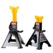 Craftsman 4 -Ton Jack Stands, One Pair Gray Jack Stands 10 Ton 25 35 Now At Triple R Truck Parts Husky 3ton Light Duty Jack Kithd00127 The Home Depot Vwvortexcom Stands Mchflex Rotary Lift How To Jack Up A Big Truck Safely Truck Edition Youtube Amazoncom Heinwner Hw93503 Blueyellow Stand 3 Ton Xpcamper Enthusiast Forum Craftsman 214 Ton Floor Set With Stands New Torin Big Red Auto Craft 1 Pair Car Homemade Camper Products Comparison List Forklift Refurbished