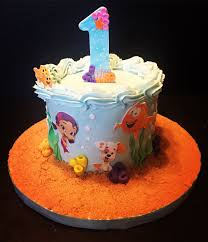 Bubble Guppies Bathroom Decor by Bubble Guppies Smash Cake Kit For 6 Inch Cake