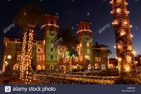 Lightner Museum during St Augustine s Nights of Lights in St