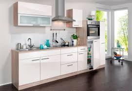 wiho küchen küchenzeile cali ohne e geräte breite 220 cm