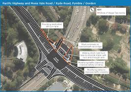 100 Pacific Road Ramp Closures At The Highway And Mona Vale PymbleGordon
