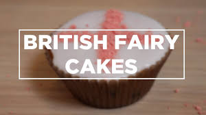 How To Make British Fairy Cakes