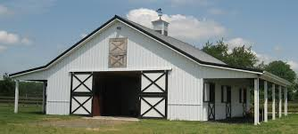 Shed Row Barns Texas by Horse Barn Ideas Horse Barn With Hay Storage U0026 Stalls Perfect
