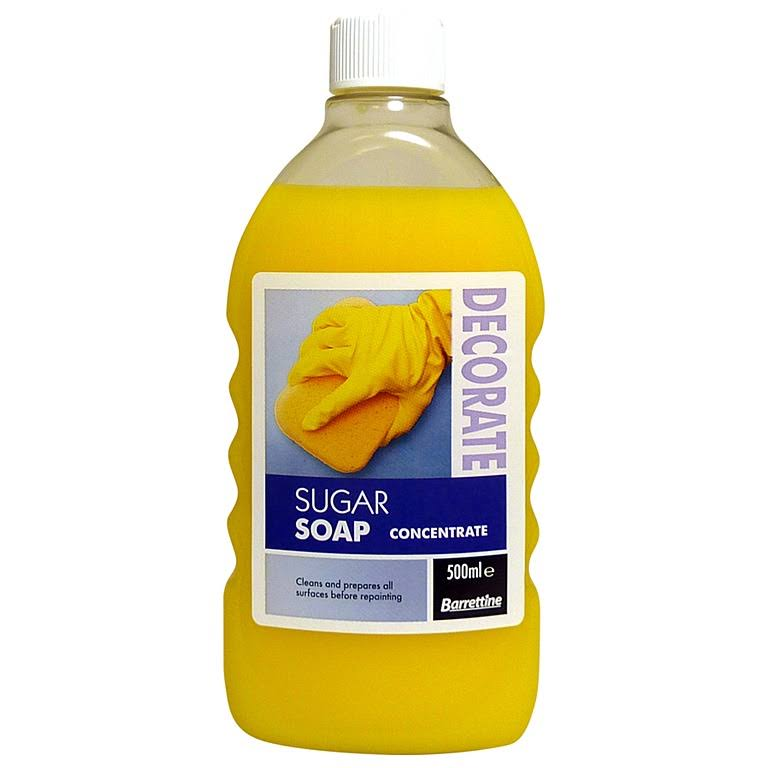 Barrettine Sugar Soap Concentrate - 500ml