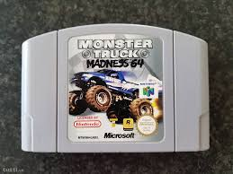 Monster Truck Madness - Nintendo 64 In Aargau Kaufen - Tutti.ch Hot Wheels Monster Jam World Finals Xi Truck 164 Diecast In Madness 64 Nintendo Review Hd Youtube Tgdb Browse Game Cart N64 Pal Gimko Beef O Bradys Coming To Bristol Motor Speedway Cheap Car Find Deals On Line At Alibacom Nintendo64ever Previews Of The Game Ruins Play Games Emulator Online Handleiding Eur Gamelandgroningen Released Yucatan Adventure Rally Track Beamng