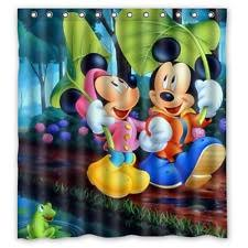 Mickey And Minnie Mouse Bath Decor by Minnie Mouse Bathroom Home U0026 Garden Ebay