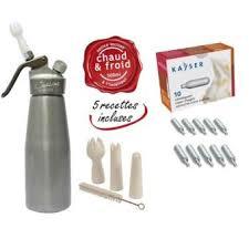 syphon de cuisine professionnel siphon à chantilly professionnel mousses et crèmes chaud et
