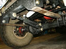 Traction Bars With Leaf Springs - Pirate4x4.Com : 4x4 And Off-Road Forum