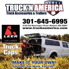 100 Truck Caps Maryland Accesories Trailers N America Waldorf MD
