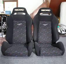 100 Recaro Truck Seats 2 Jdm RECARO SR3 30th Conffiti LTD SEAT RACING Porsche Eg Ek AUTO