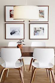 Pike Chair With Wood Base White Dining ChairsModern TableDining Room