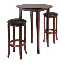 Pub Table Set Square Counter Height And Dining Chairs East ...