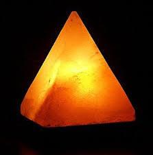 Himalayan Salt Lamp Pyramid by Himalayan Salt Lamps At Oly Float Olympia Wa