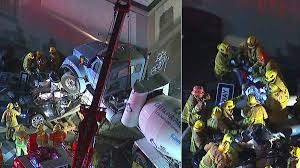 Full Story: Man Rescued From Car After Crashing With Cement Truck ... Gametruck Laredo Party Trucks Truck Simulation 19 Astragon Los Angeles Video Game And Laser Tag Birthday Parties Check Out Httpthrilonwheelsgametruckcom For Game Socalmfva Southern California Mobile Food Vendors Association Pitfire Pizza Make For One Amazing Discount Antelope Valley About Page Tru Gamerz Green Free Driving Schools In The Bcam At Lacma