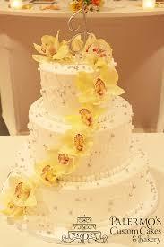 Floral Elegant Wedding Cake