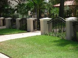 Halloween Cemetery Fence by Build Iron Fence How To Make Fence