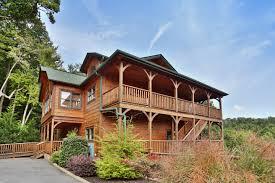 Cheap 1 Bedroom Cabins In Gatlinburg Tn by Bearskin Lodge Cabin In Gatlinburg W 9 Br Sleeps27