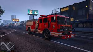 100 Gta 5 Trucks And Trailers Firetruck Firetruck Access GTA Wiki Guide IGN