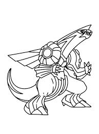 Coloriage Pokemon Regigigas
