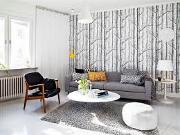 100 Mid Century Design Ideas Modern Living Room Orange Red Vinyl Single Seat Sofa