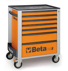 Beta Tools C24S Series 7 Drawer Mobile Roller Cabinet Tool Box ...