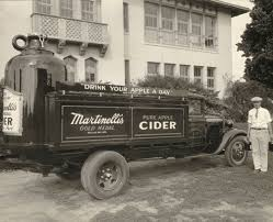 Restoring Our History: Martinelli's Apple Delivery Trucks - S ...